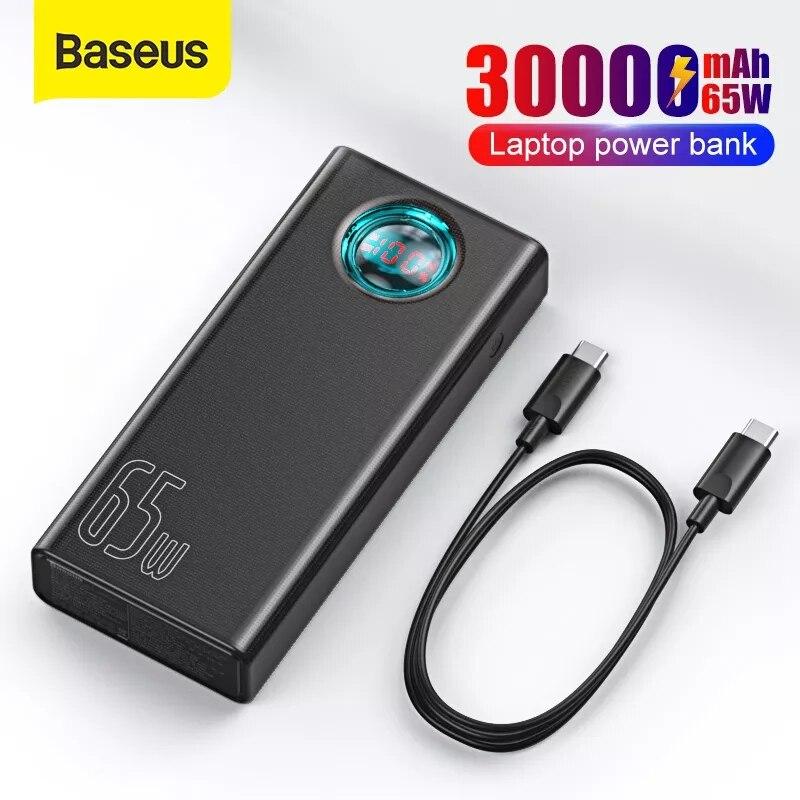 Powerbank Baseus 30000mAh 65W