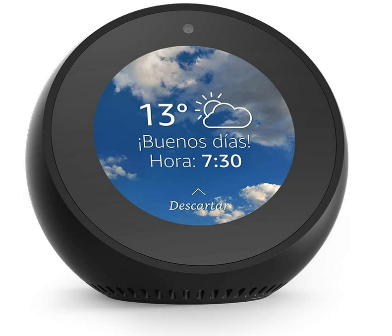 Alexa Amazon Echo Spot