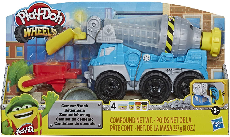 Play Doh Camión De Cemento