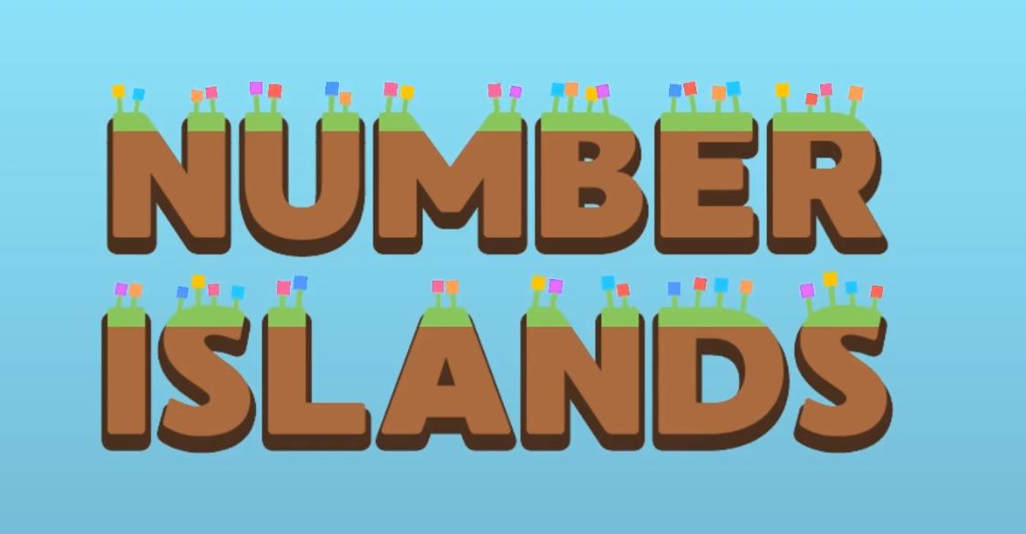 Videojuego number islands
