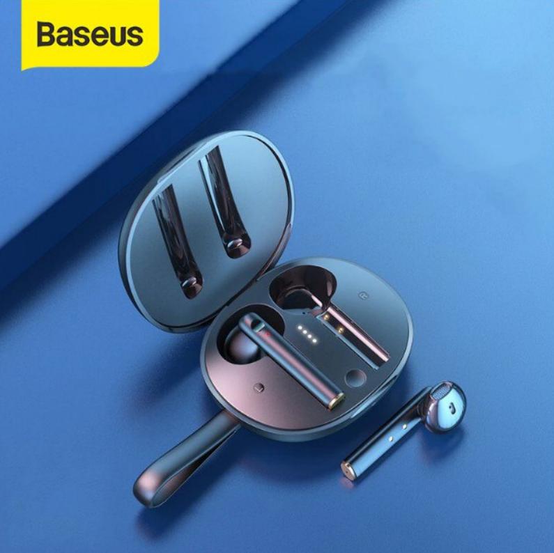 Auriculares Bluetooth Baseus W05 TWS