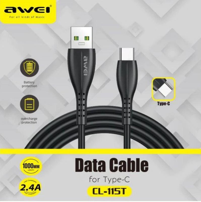 Cable USB tipo C de 1 metro