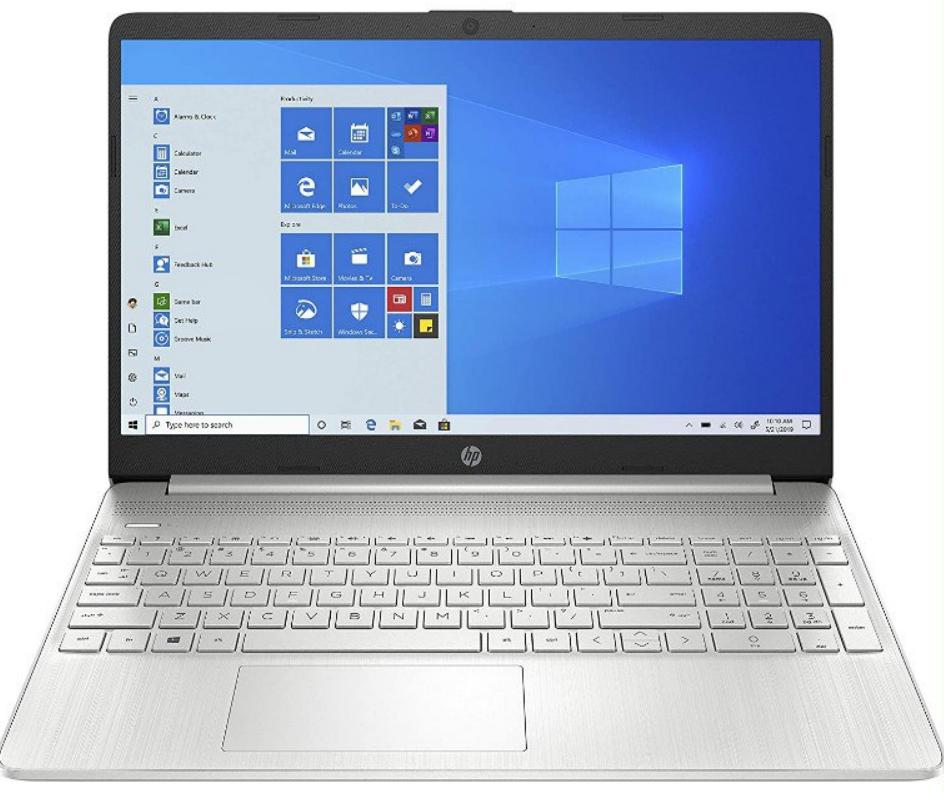 Portátil HP Laptop 15s-eq1023ns 15.6'' sin S.O