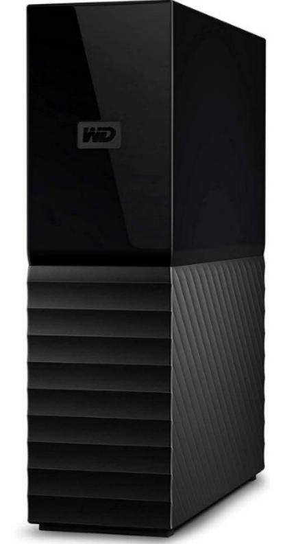 Disco duro externo WD My Book 4TB (Recertificado)