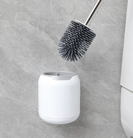 Cepillo para inodoro de goma