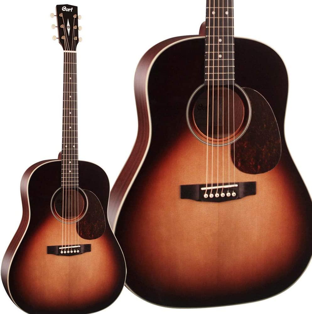 Guitarra acustica/electrica Cort Earth 100 sunburst