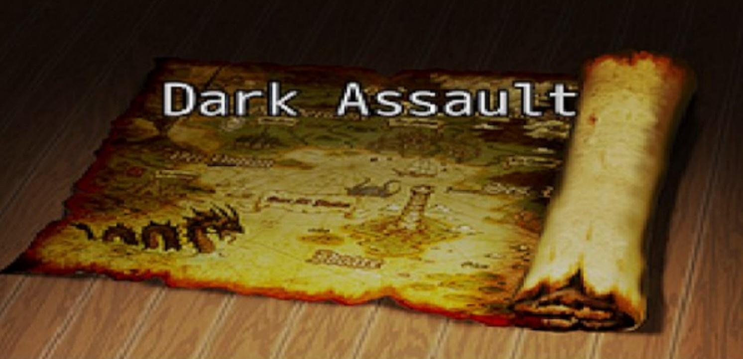 Videojuego Dark Assault para Android