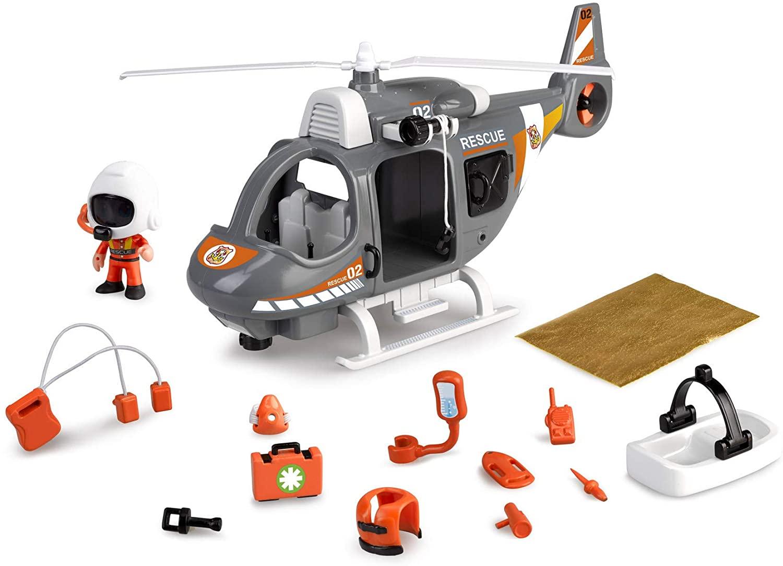 Pinypon Action Helicóptero de Rescate con 1 Figura