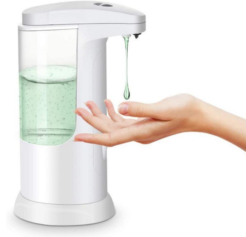 Dispensador de jabón líquido 370ml