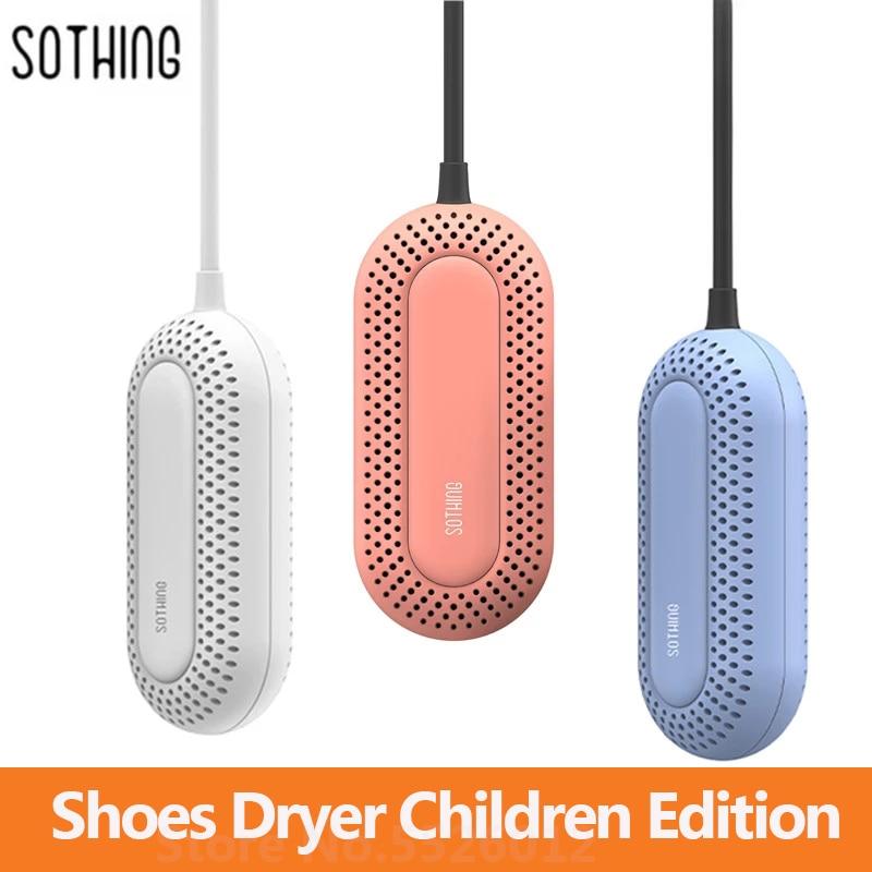 Secador eléctrico de zapatos Sothing para niños
