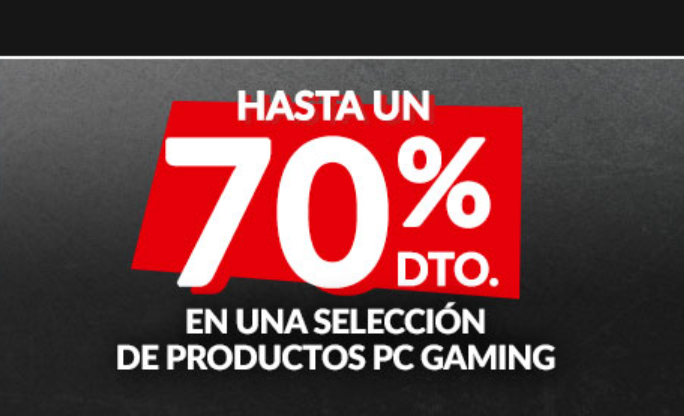 Hasta un 70% de descuento en reacondicionados en GAME