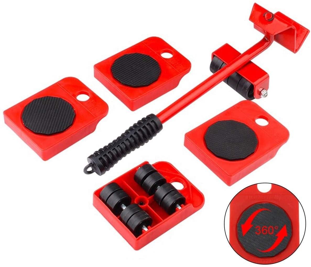 Elevador de muebles 5 piezas