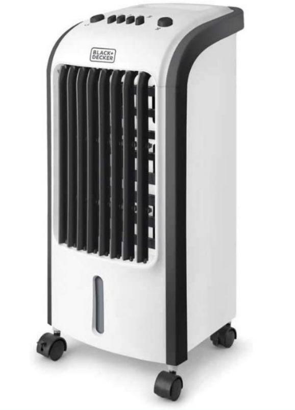 Ventilador humidificador Black+Decker
