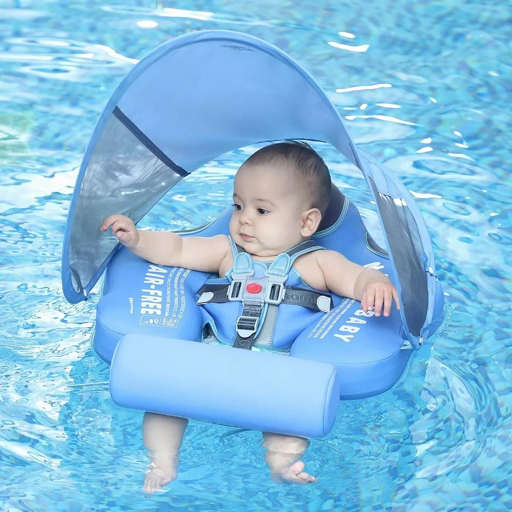 Flotador de cintura  para bebé