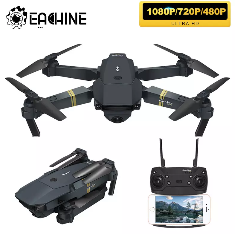Dron Eachine E58 WIFI FPV