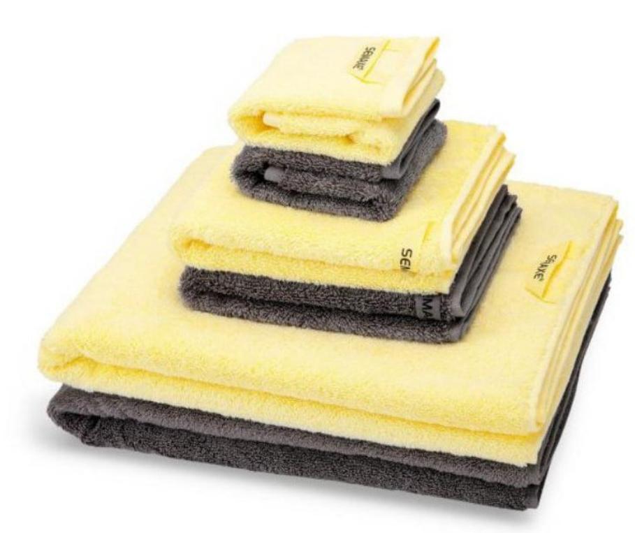 Conjunto de toallas de baño