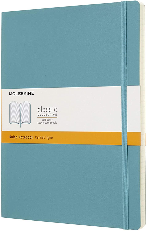 Moleskine Cuaderno Clásico con Páginas Rayadas