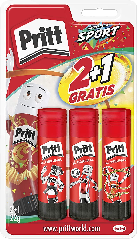 Barra Adhesiva 2+1 Pritt