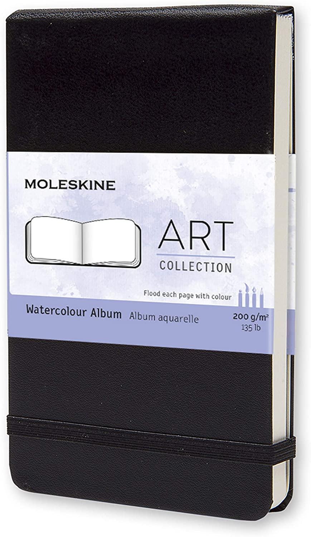 Cuaderno de Acuarelas Moleskine Art Collection