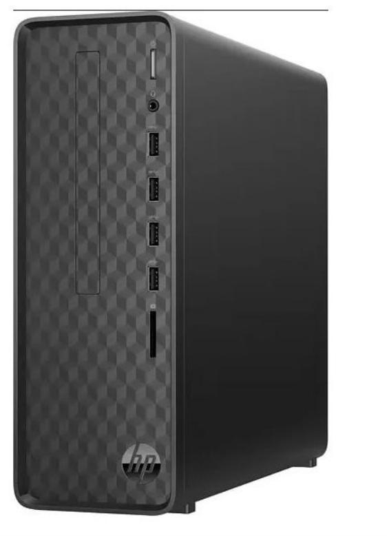 PC Sobremesa HP Ryzen 3 8GB 256GB SSD