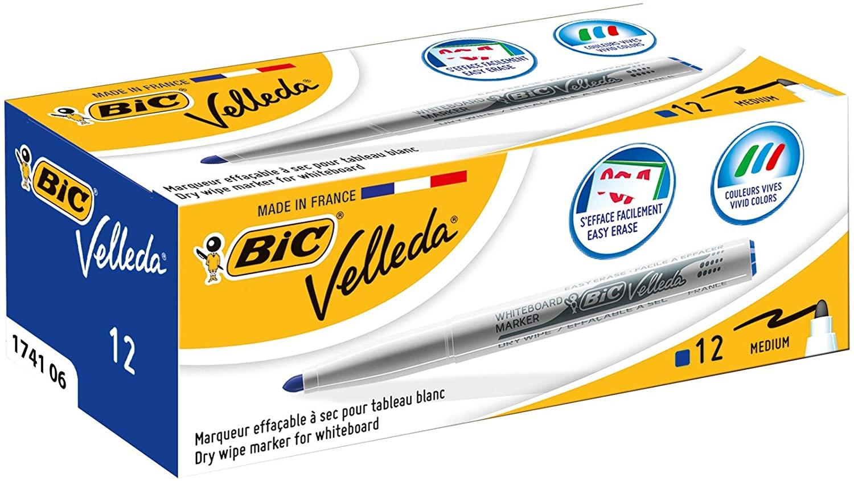 BIC 24 marcadores pizarra