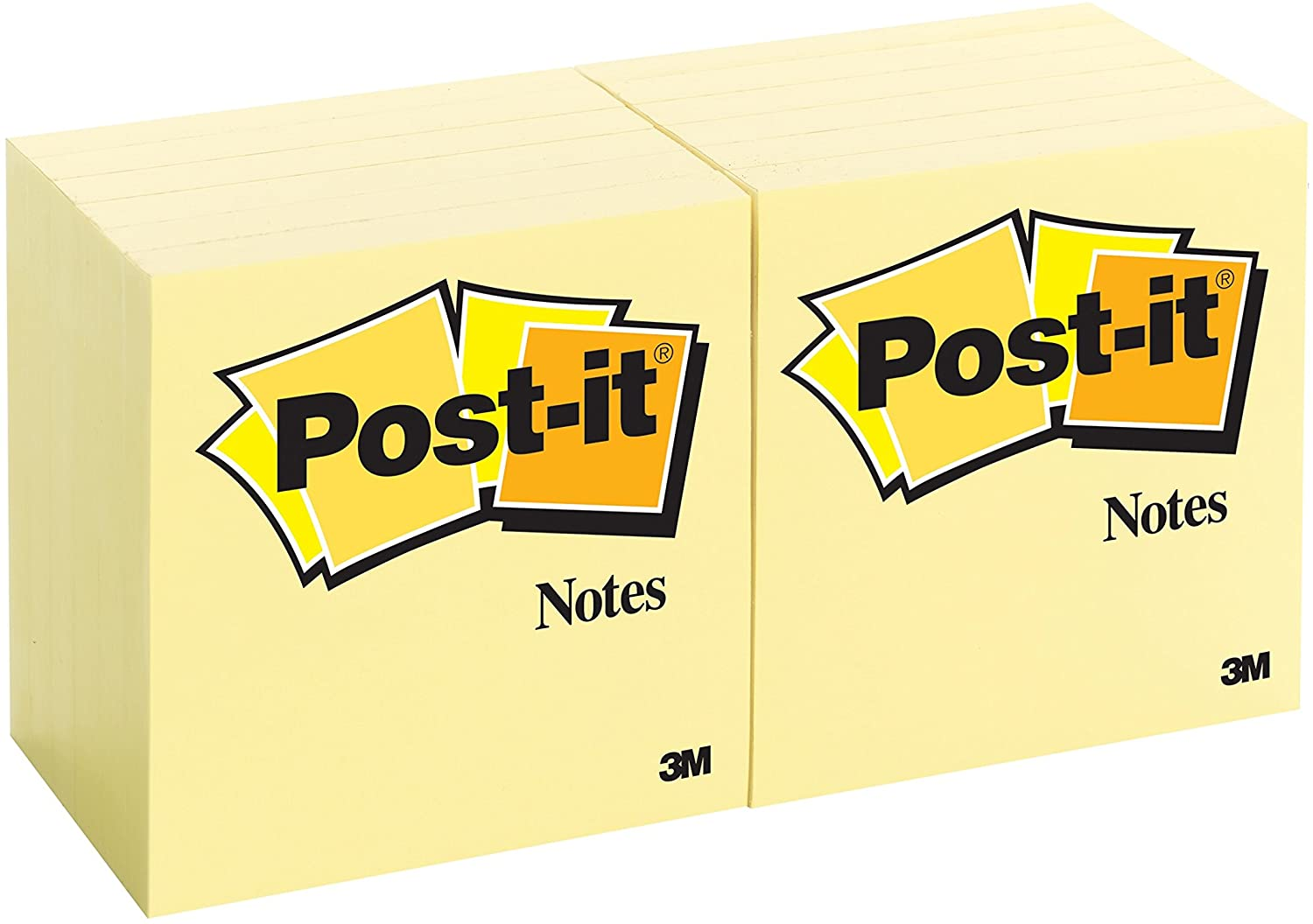 Post-it Canary Yellow