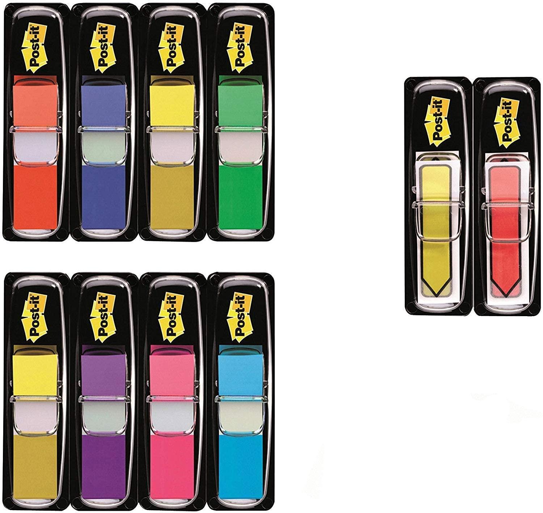Marcadores adhesivos 2 x 24