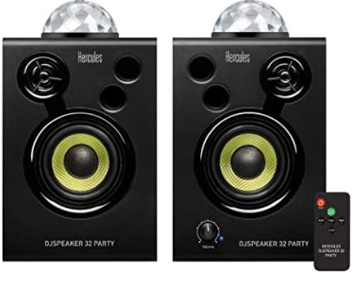 Hercules DJSpeaker 32 Party 2 x altavoces