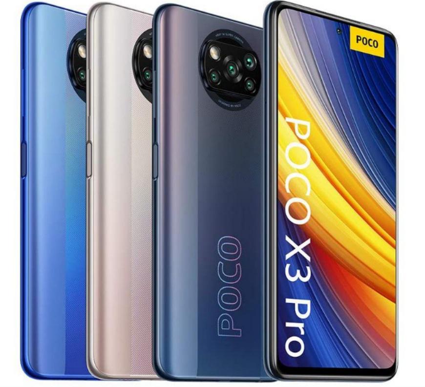 POCO X3 Pro 8GB/256GB