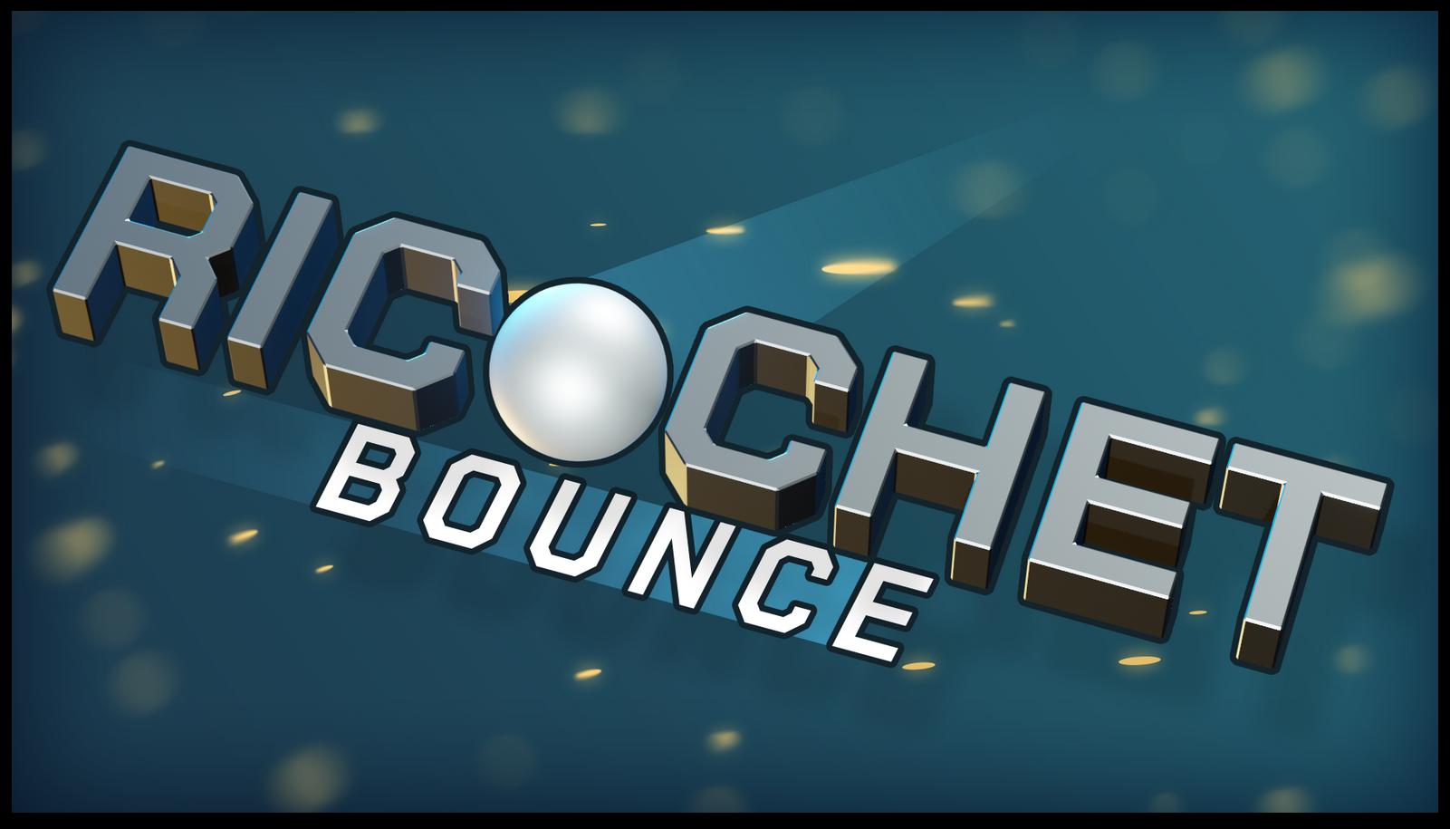 Videojuego Bounce ricochet