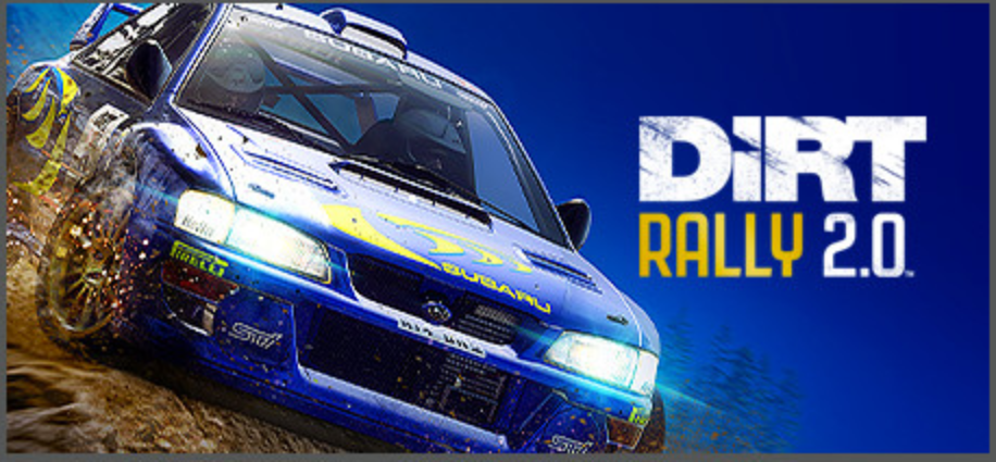 Videojuego DiRT Rally 2.0