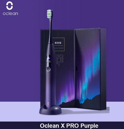 Cepillo de dientes Oclean X Pro