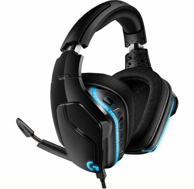 Auriculares Gaming Logitech G635 7.1