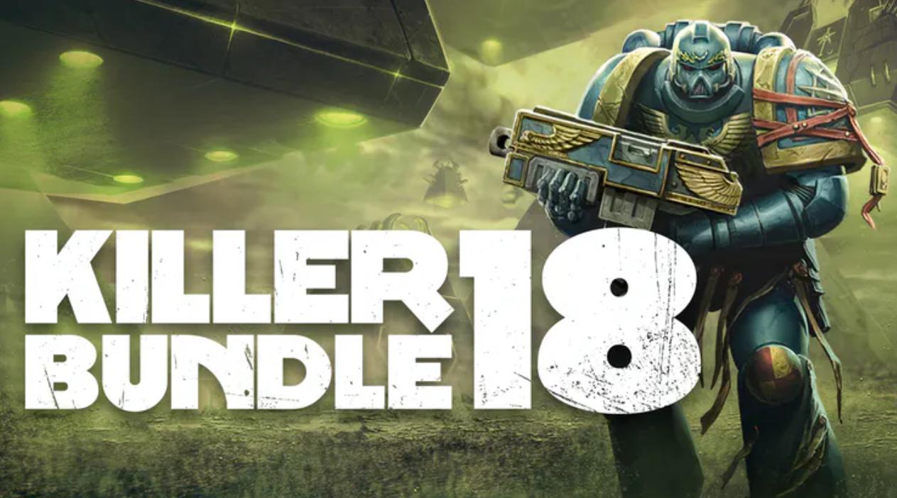 Killer Bundle 18 en Fanatical