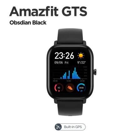 Amazfit Reloj inteligente GTS