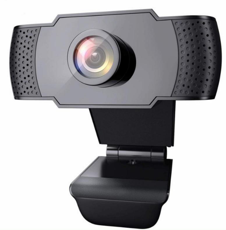 Webcam PC FHD 1080P