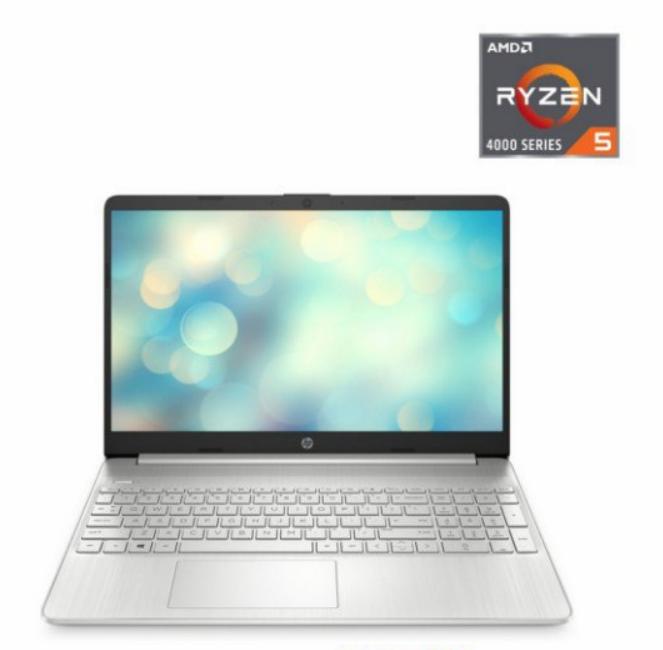 Portátil HP Ryzen 5 12GB/512GB SSD