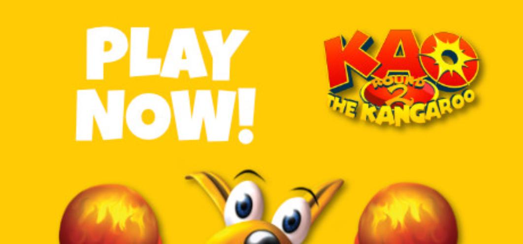 Videojuego Kao the Kangaroo: Round 2 completo
