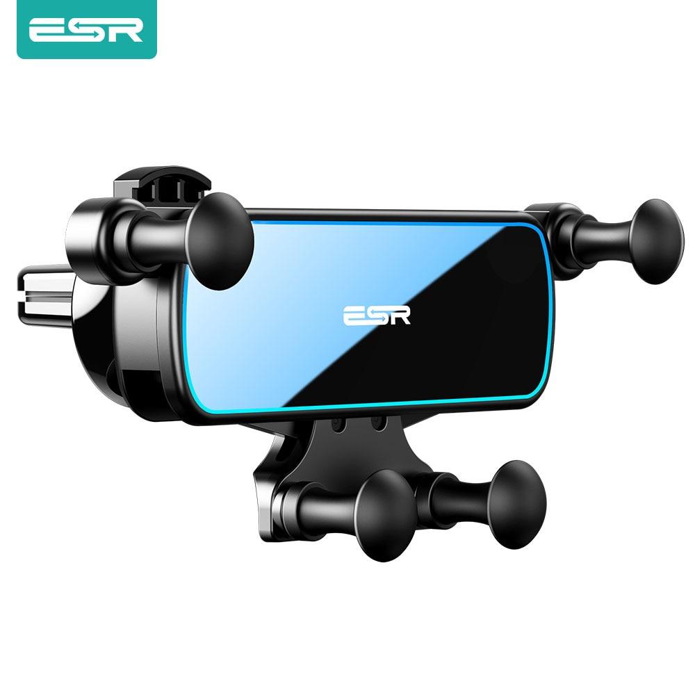 Soporte de teléfono antigravedad para coche ESR-