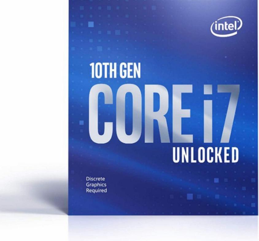 Procesador Intel Core i7-10700KF (8C/16H)