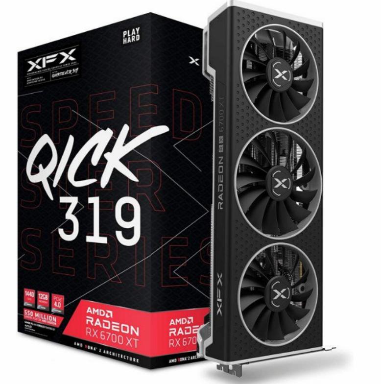 XFX Radeon RX 6700 XT Ultra