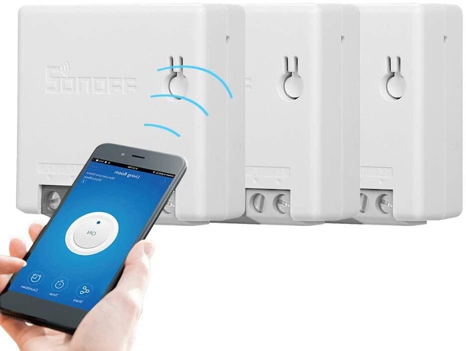 Tres interruptores inteligentes Docooler