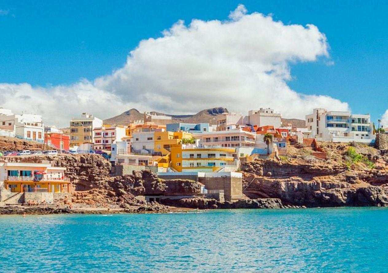 Vuelos desde Gran Canaria a Palma ida y vuelta con Ryanair