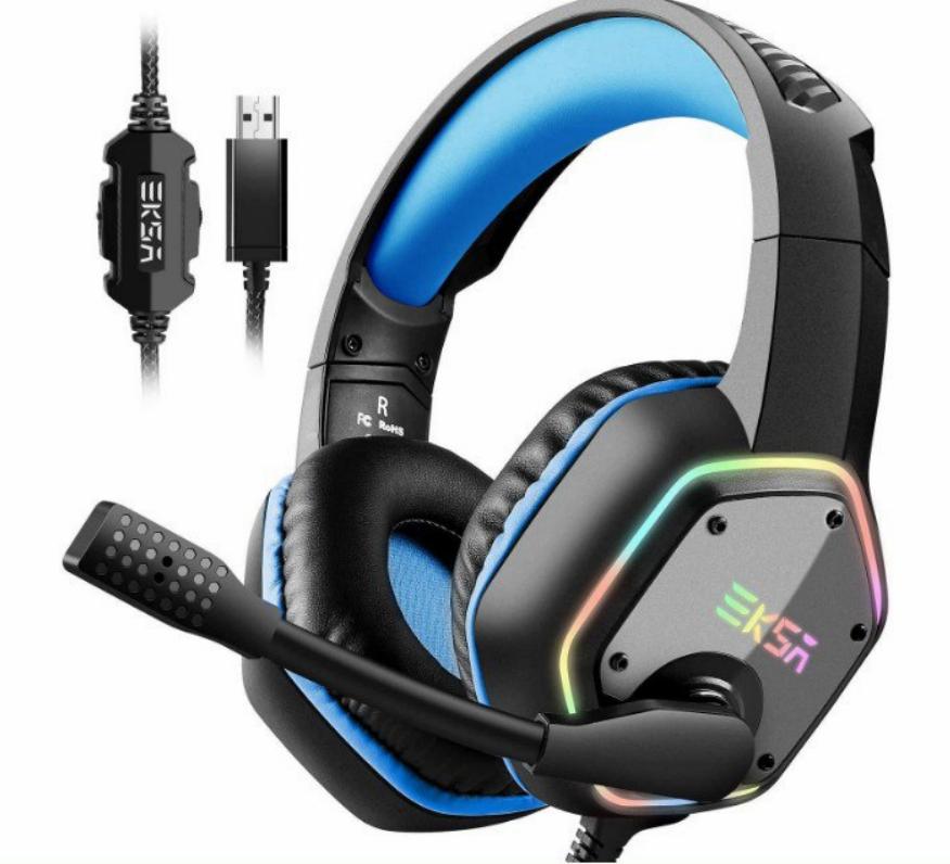 Auriculares Gaming Eksa E1000