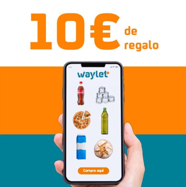 10€ de regalo en la Tienda Online Repsol