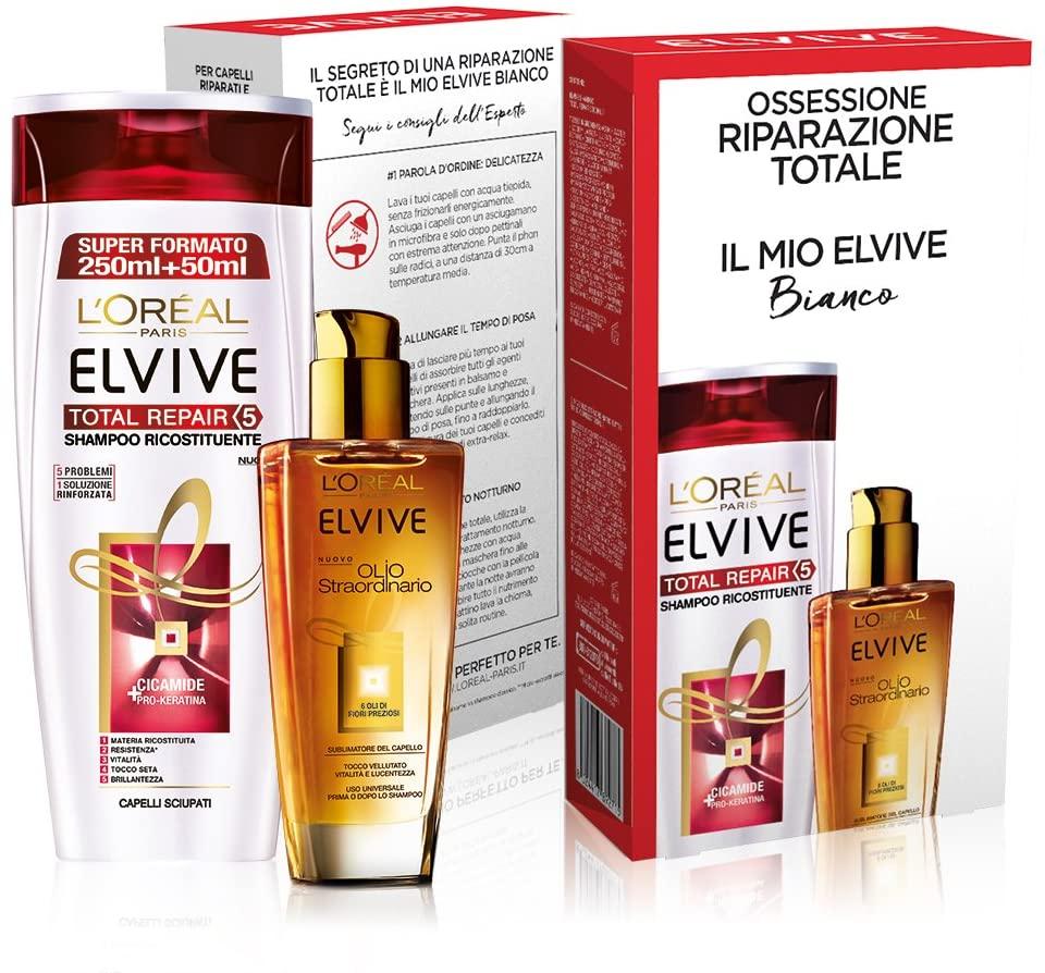 L'Oréal Paris Elvive Estuche para el cuidado del cabello
