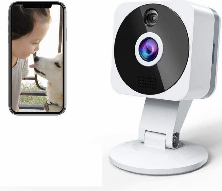 Camara Vigilancia WiFi FullHD 1080p