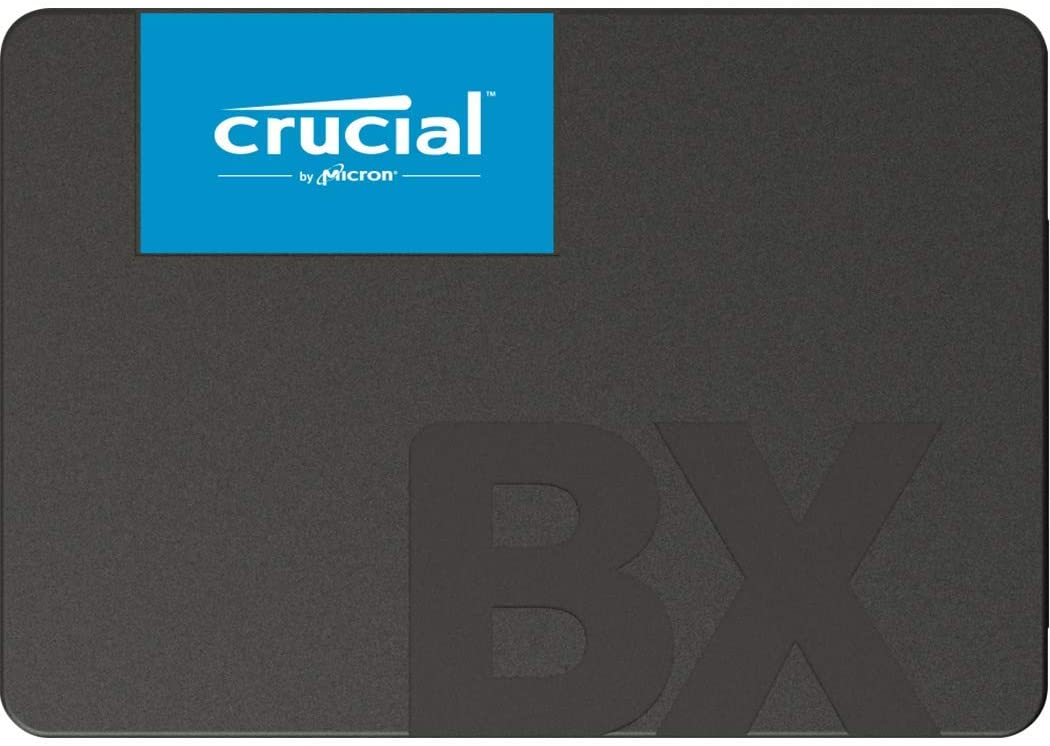 Disco SSD 2TB Crucial BX500