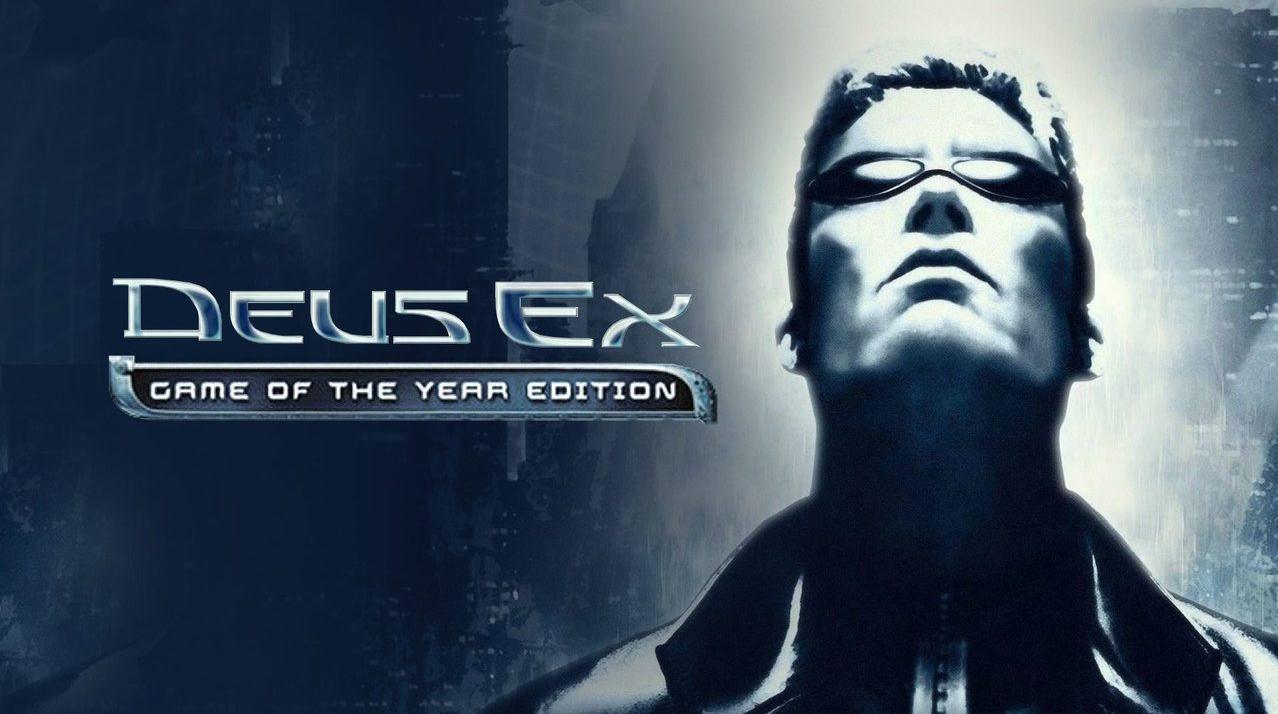 Videojuego Deus Ex Game of the Year Edition