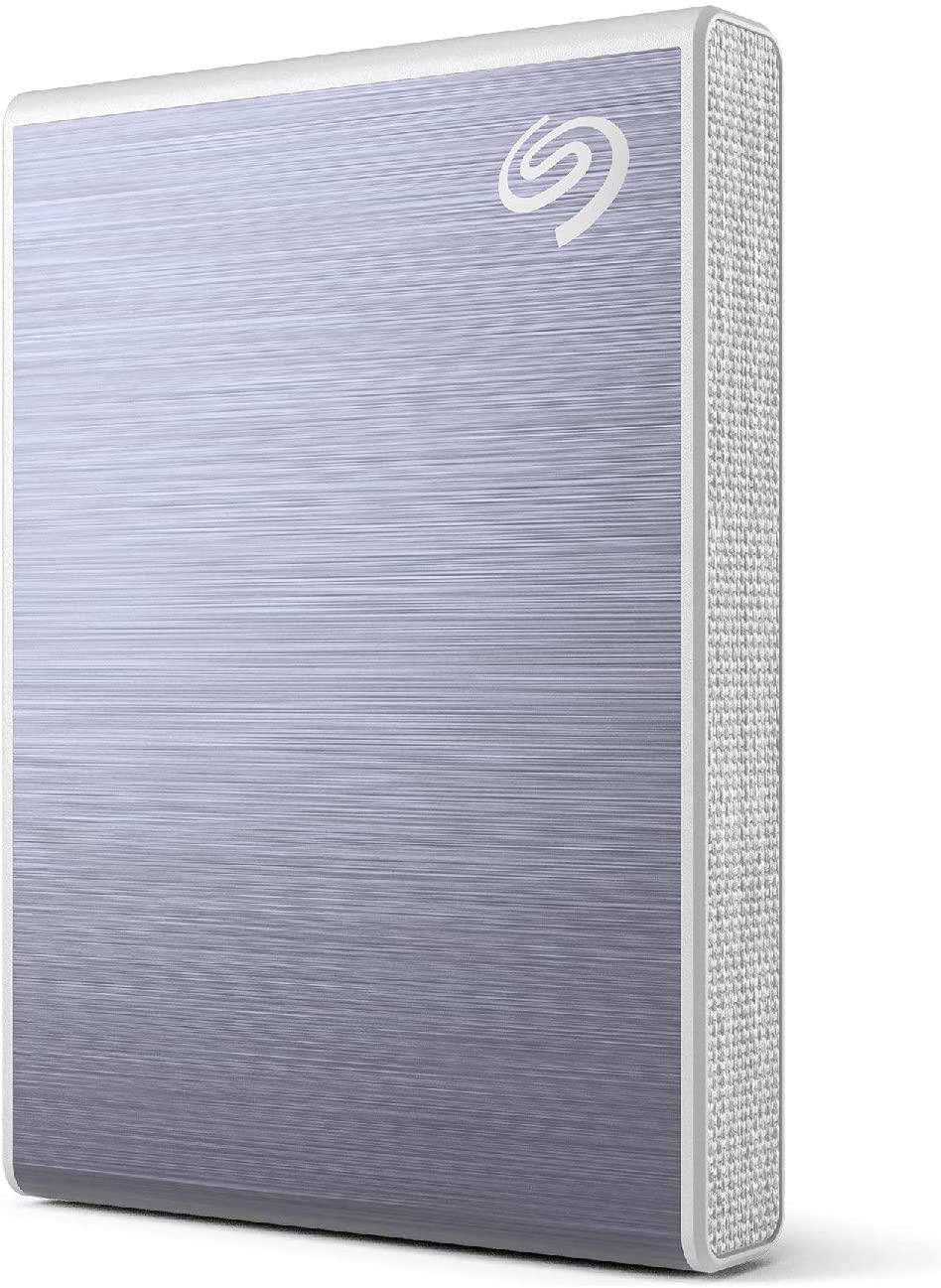 Disco duro SSD Seagate One Touch SSD de 500 GB